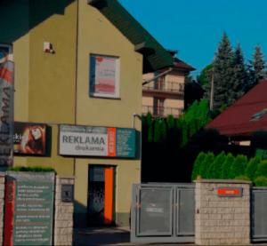budynek i lokalizacja firmy